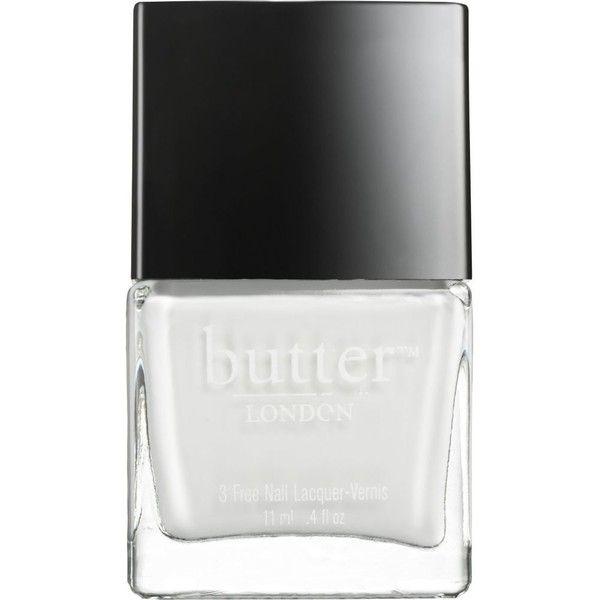 BUTTER LONDON Nail lacquer ($18) ❤ liked on Polyvore featuring beauty products, nail care, nail polish, makeup, nail, butter london nail polish, butter london, butter london nail lacquer and formaldehyde free nail polish