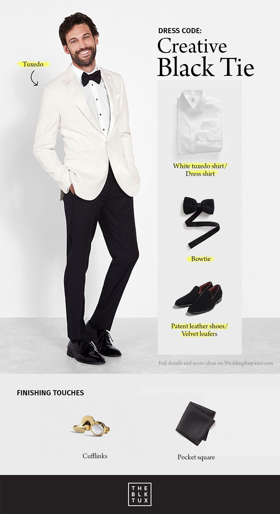 fe06ebad6bae the black tux wedding dress code creative black tie modern style suit  tuxedo rental service -- Decoding Dress Codes  Get Smart with The Black Tux