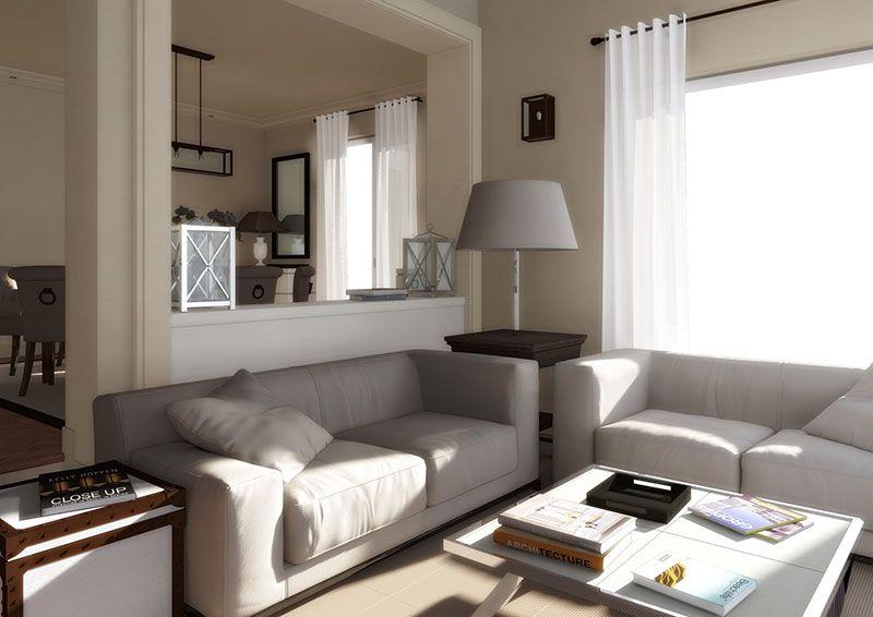 Rendering Soggiorno ~ Eidomatica rendering ambiente soggiorno living room rendering