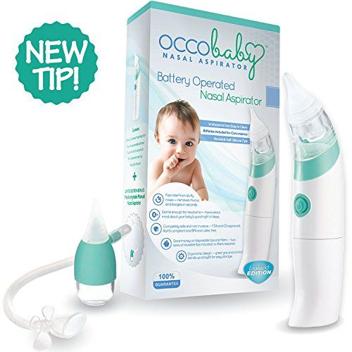Baby Electric Nasal Aspirator Nose Snot Cleaner Suction Silicone Newborn Infant