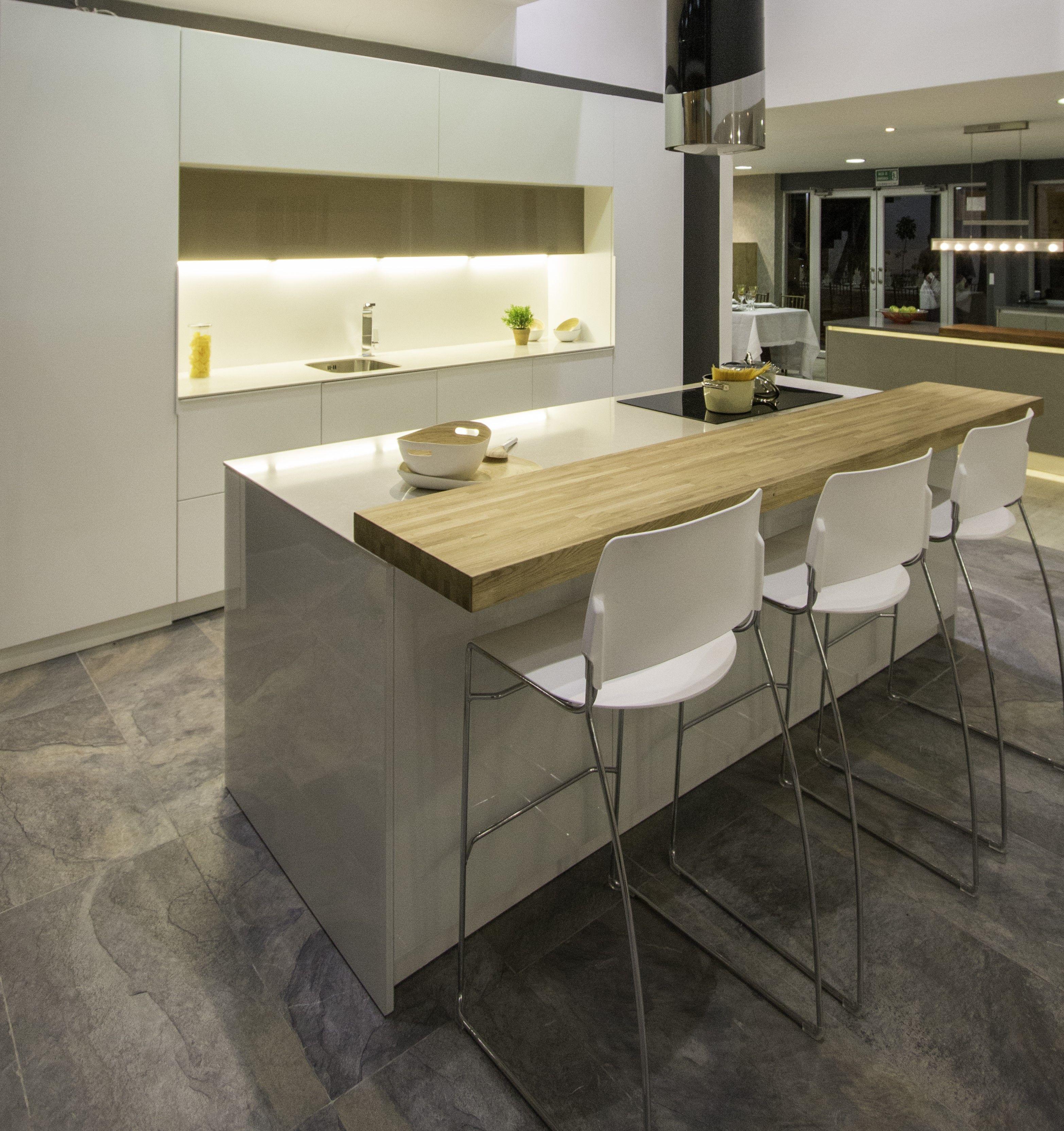 Dise O Cocinas Linea Glass Hogar2000logos Moderna Exhibici N  # Xp Muebles De Cocina