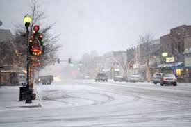 Christmas Downtown Garden City Ks Coffeyville Kansas Kansas Downtown