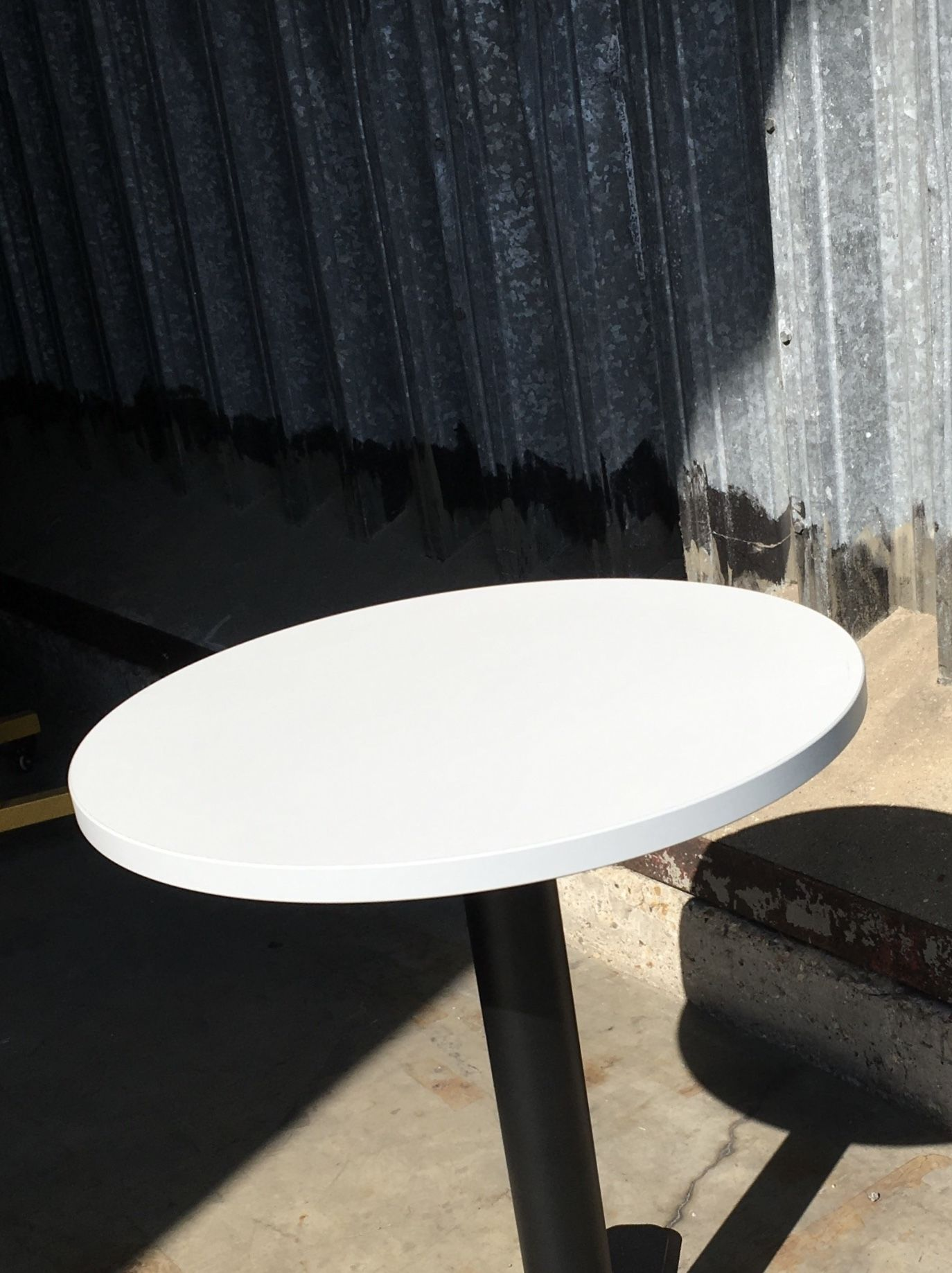 HPL laminate pvc edge contract sizes from stock | Table Tops