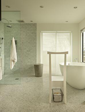 classic and modern bath