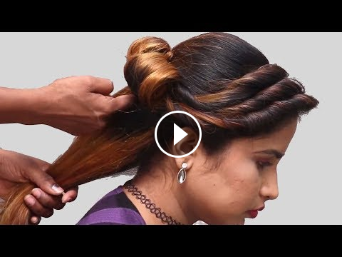 New Trendy Hairstyles For Girls Party Hairstyles 2018 Simple