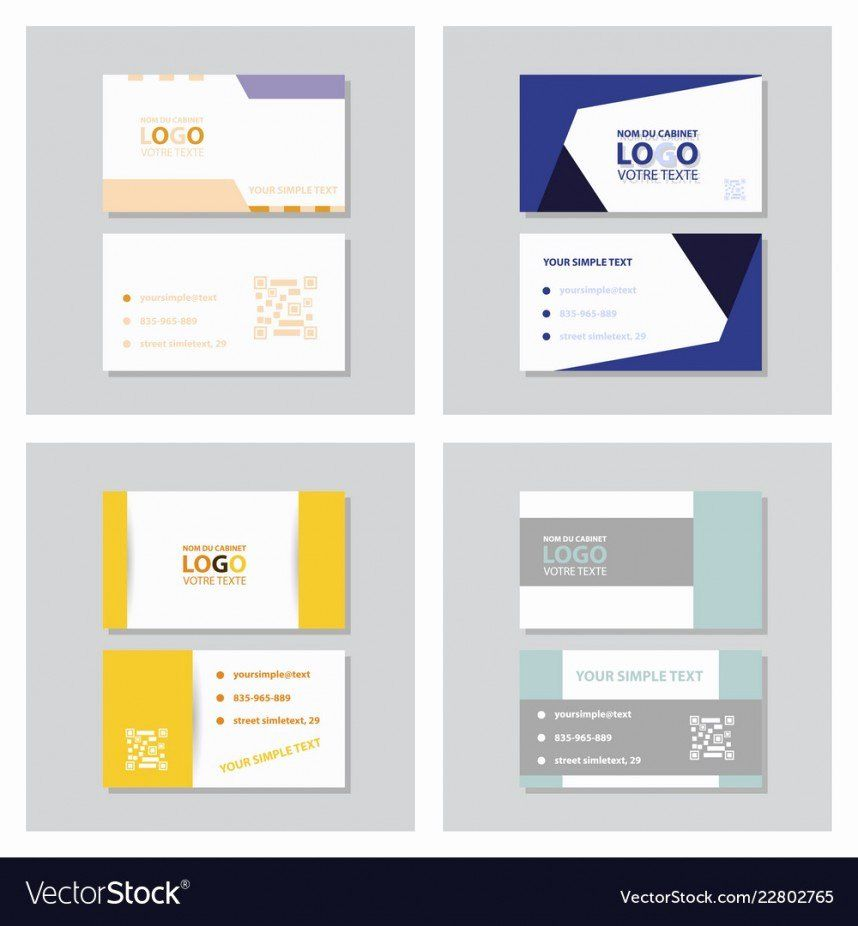 Pin On Sample Card Design Template