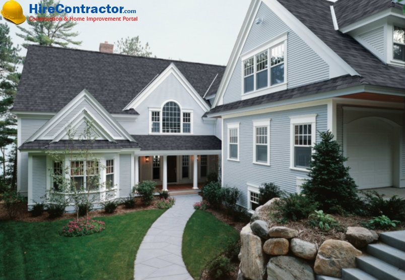 Vinyl Siding Is The Most Popular Choice For New Construction