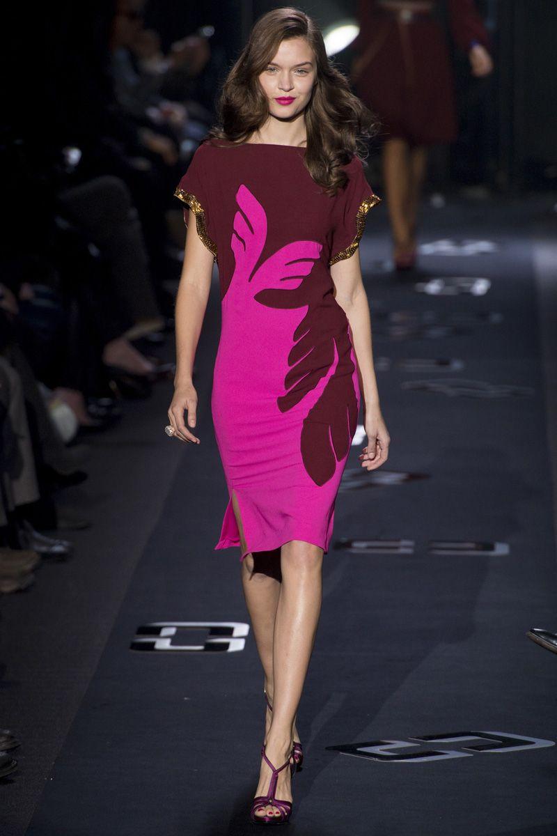Diana von Furstenberg http://www.fashion2dream.com/#!fashion-video/c1zvd  #Latest #Designer #week #show    #Fashion Winter 2013/14 #fashion2dream #video
