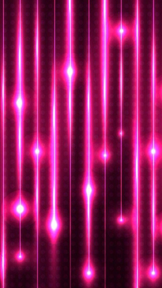Hot Neon Pink Iphone Wallpaper Background