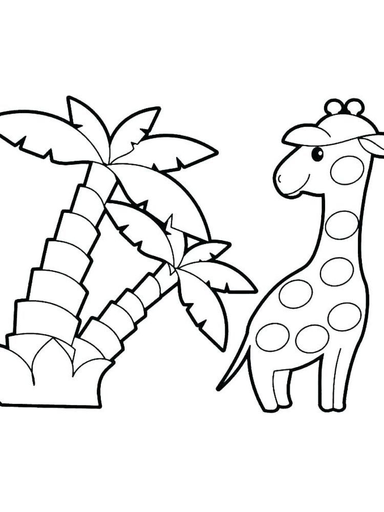 Coloring Pages Of Animals Free Animals Are Living Things That Are Able To Adapt In Various Environm Animal Coloring Pages Animal Coloring Books Coloring Books