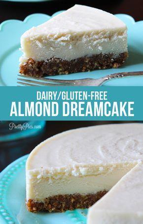 Almond Dreamcake + how to make almond cream (Vegan & Paleo) – Pretty Pies