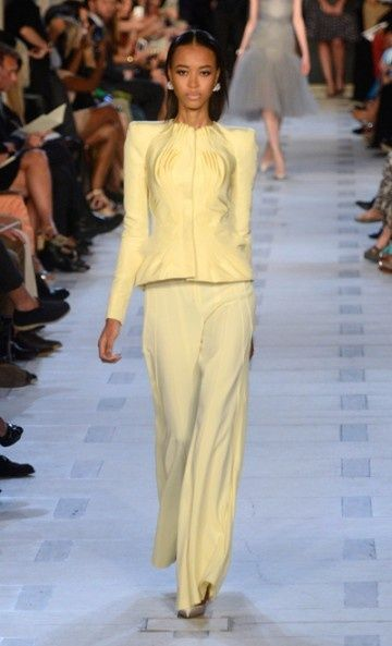 Mercedes-benz Fashion Week : Spring 2013 - Click for More...