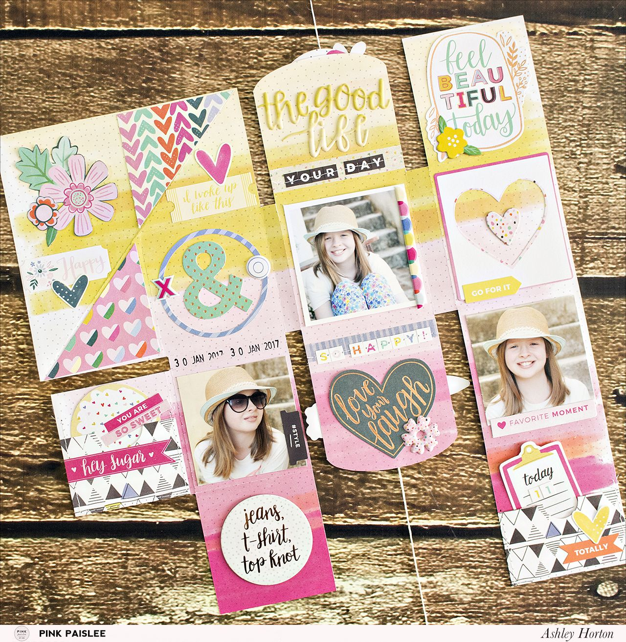 How to make scrapbook about yourself - Make A Memorable Mini Album For Yourself A Friend Or Family Member With The