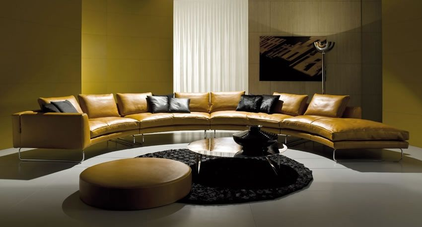 Unique Contemporary Coffee Tables To Inspire You Coffeetable Contemporarycoffeetable Coffeeandsidetables Luxuryf Sofa Design Luxury Sofa Contemporary Sofa