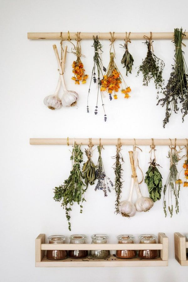 Photo of How to Dry Herbs In Your Kitchen