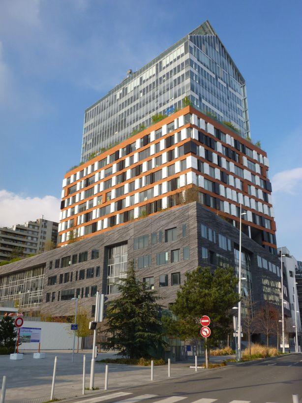 boulogne billancourt cours de l le seguin tour horizon ateliers jean nouvel architecte 2012. Black Bedroom Furniture Sets. Home Design Ideas