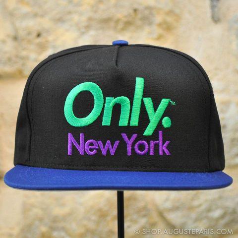 """Snapback Only NY """"Sports logo"""""""