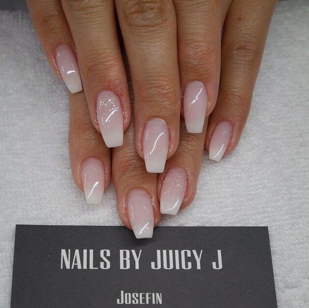 Acrylic nails. Love the shape! | Nails | Pinterest | Acrylics ...
