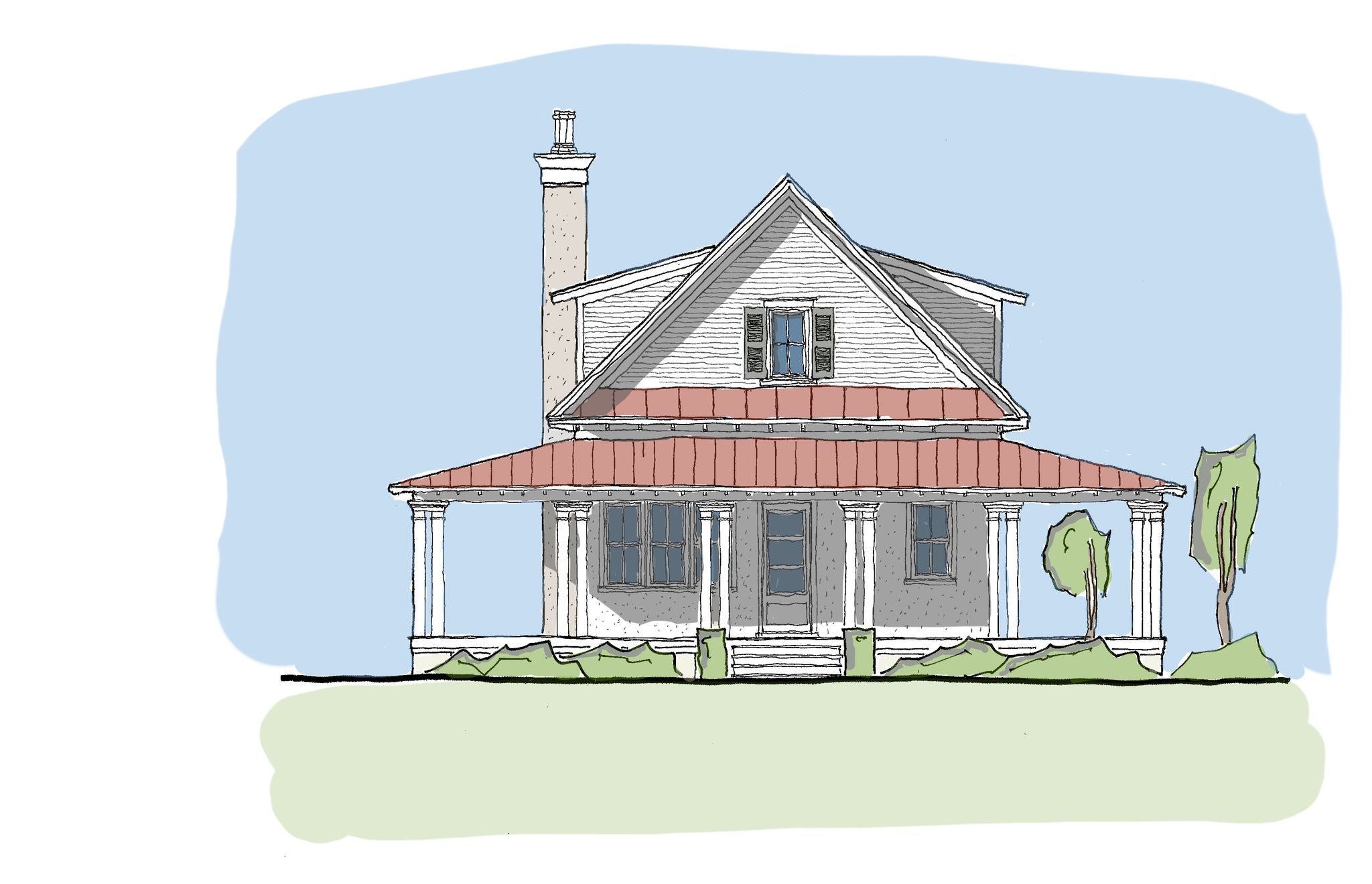 Small Coastal Cottage House Plans - Small Home Collection ...