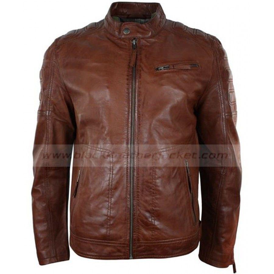 Mens jacket online - Mens Leather Biker Jackets Sale Online Clothing Stores