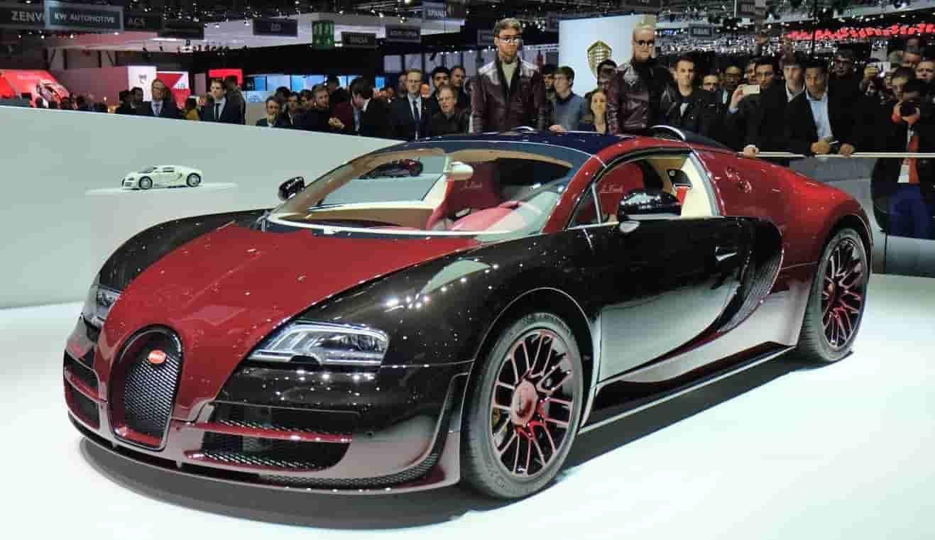 Mobil Tercepat Di Dunia 2018 Pinterpandai Bugatti Veyron Bugatti Supercars