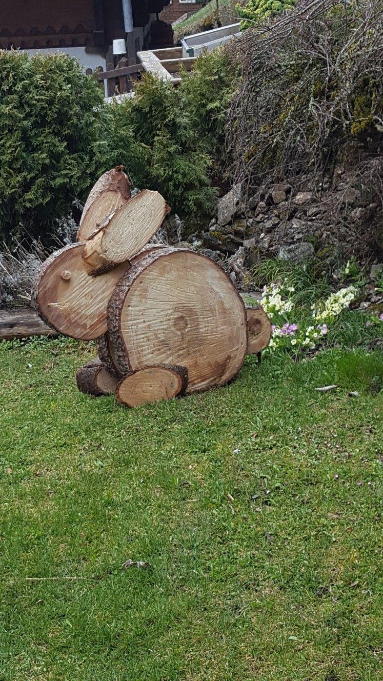 Photo of Easter # wooden disc decoration – Kiola Bo – #decor #wood disc #Kiola #Easter – Easter