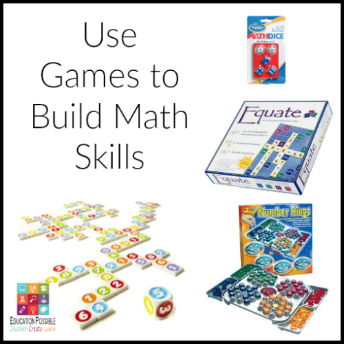 50+ Fun and Interesting Middle School Math Games Math