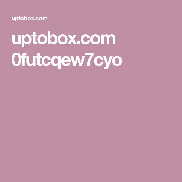 prediction uptobox