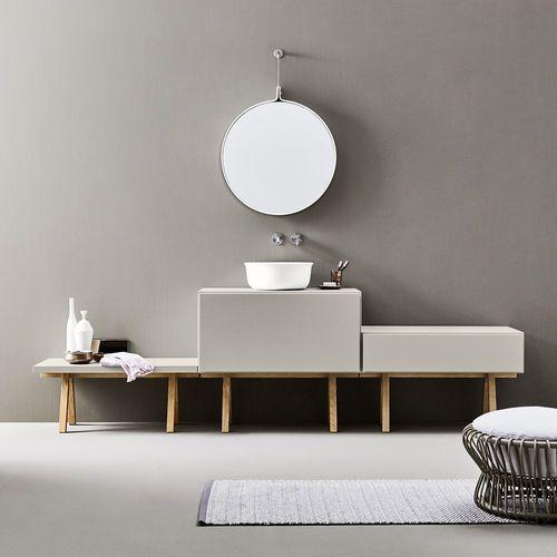 Vendita Specchi Da Bagno.Specchio A Muro In Stile Rotondo Da Bagno Hammam Rexa Design