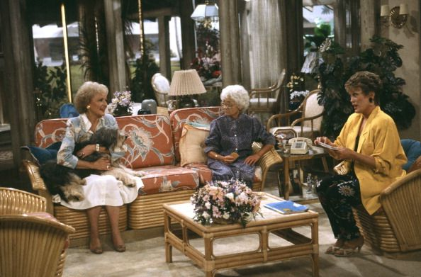 7 Things We Loved About The Golden Girls House Golden Girls House Golden Girls Girl Decor