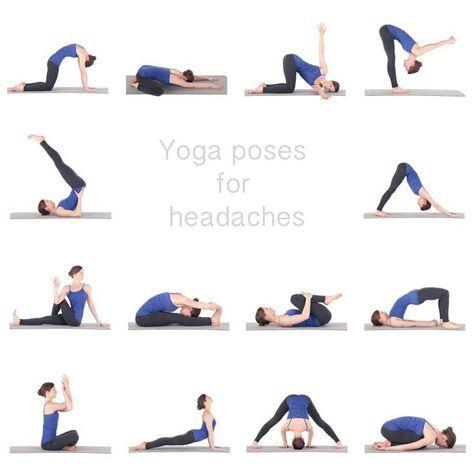 headaches  yoga for migraines yoga for headaches yoga poses