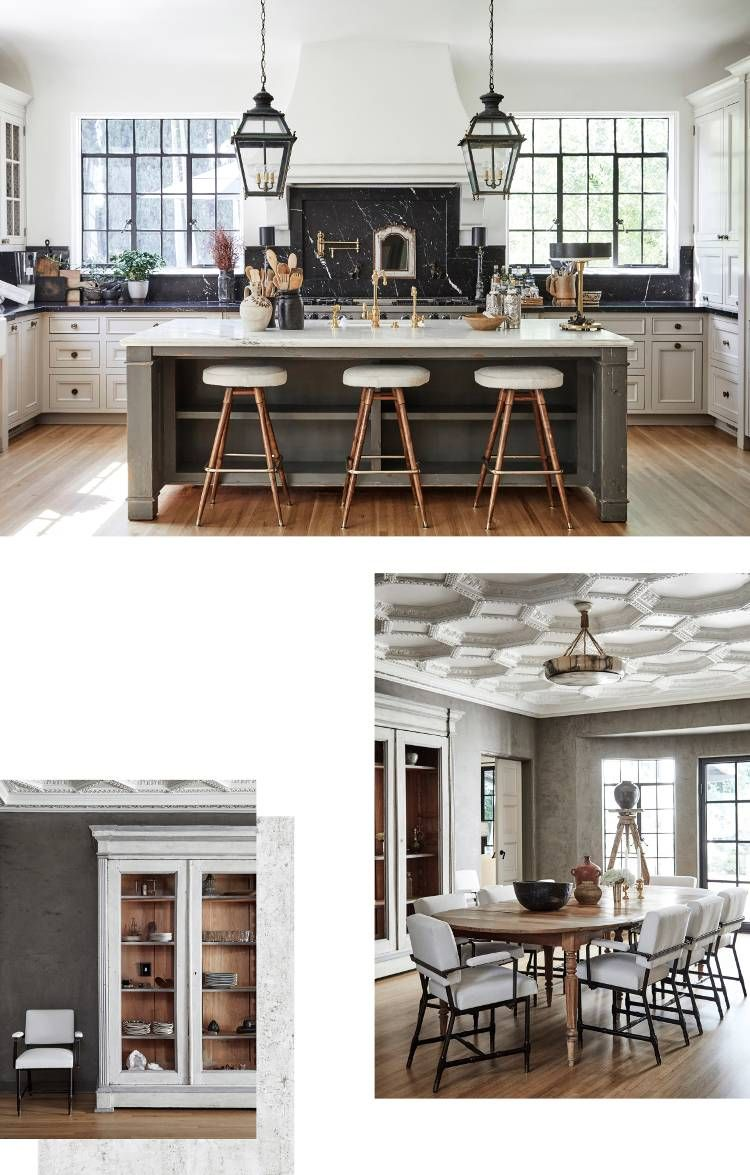 Exclusive Inside Nate Berkus And Jeremiah Brent S Family Home In L A French Kitchen Design Interior Design Kitchen Kitchen Style
