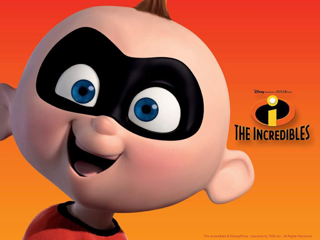 Atecelitedesigners Incredibles Wallpaper The Incredibles Jack And Jack