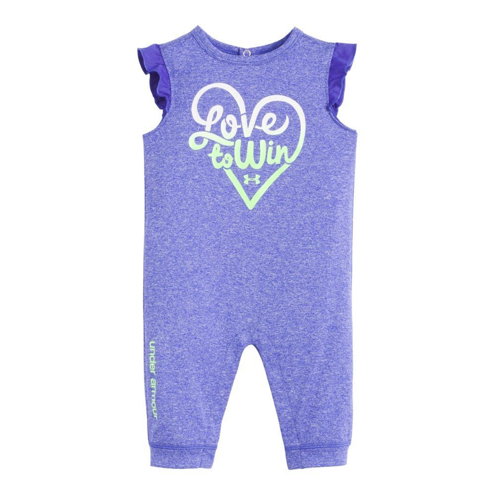 151d3938b0 Girls' Newborn UA Love To Win Coverall | Under Armour US | Products ...