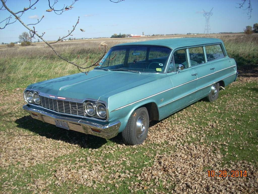 1964 Chevrolet Impala Station Wagon Chevrolet Impala Station