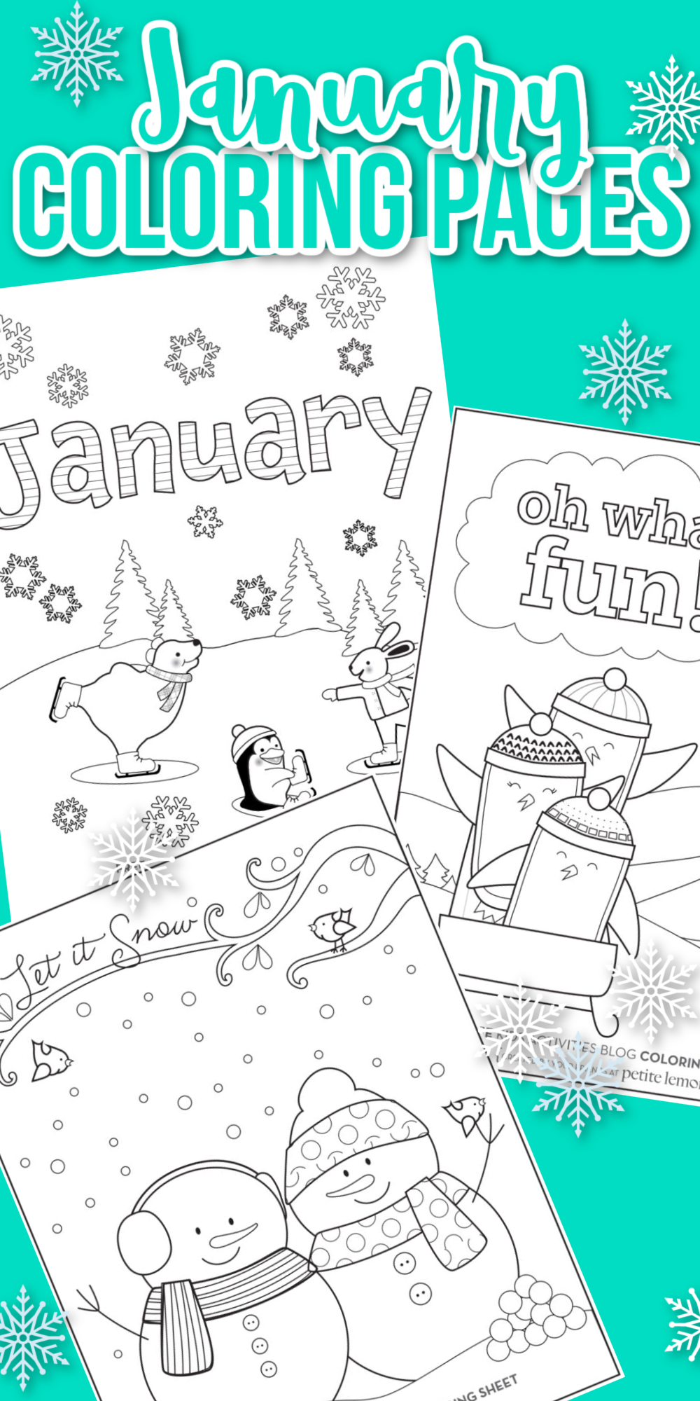 Free January Coloring Pages In 2021 Kids Printable Coloring Pages Coloring For Kids Free Free Kids Coloring Pages