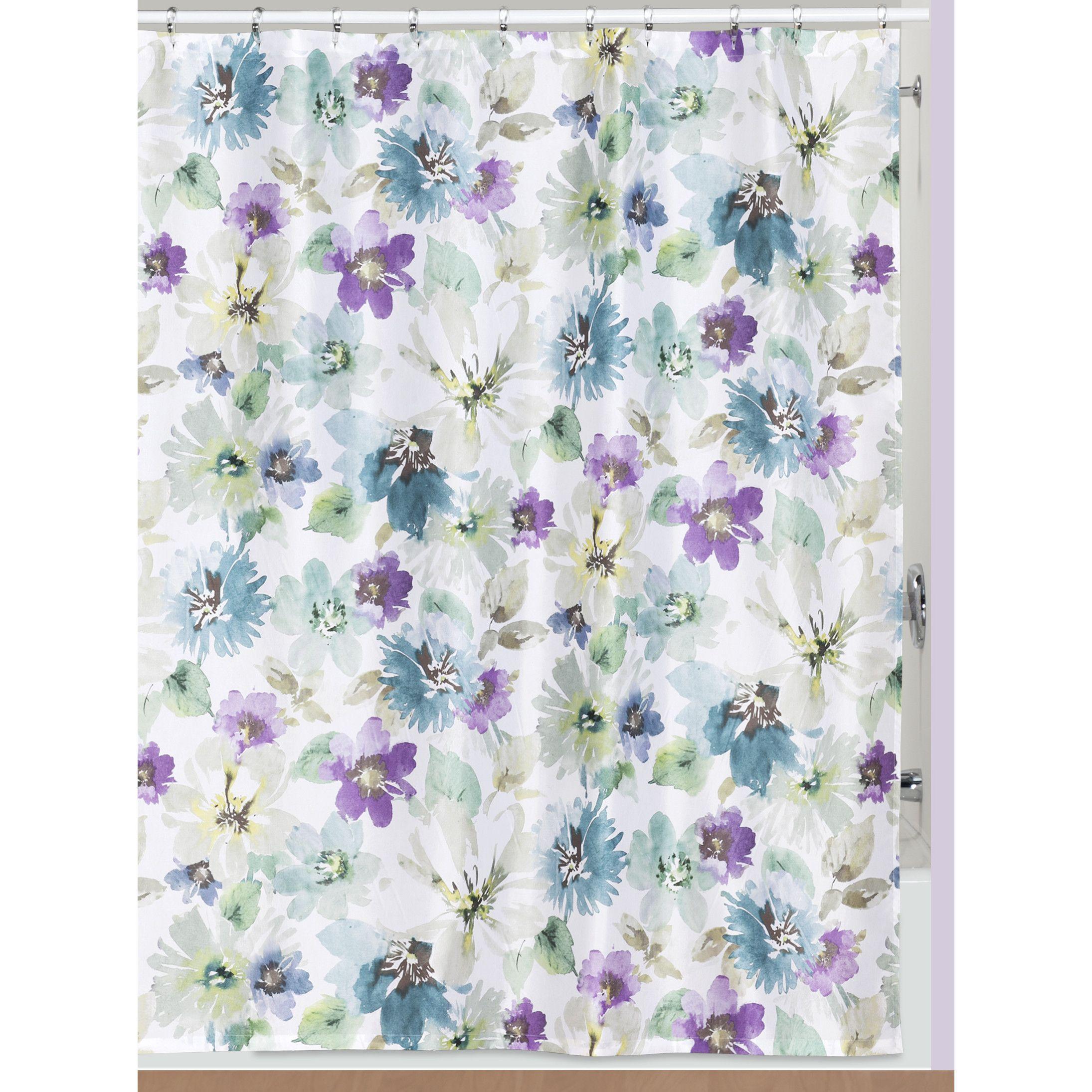 Creative Shower Curtain Ideas for Your Bathroom #Shower+Curtain ...