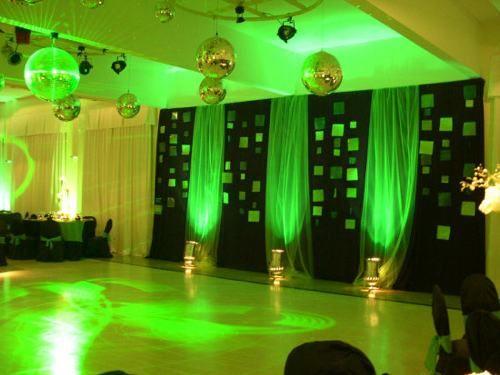 Mis quince salon decorations colores para decorar el - Como decorar un salon con poco dinero ...