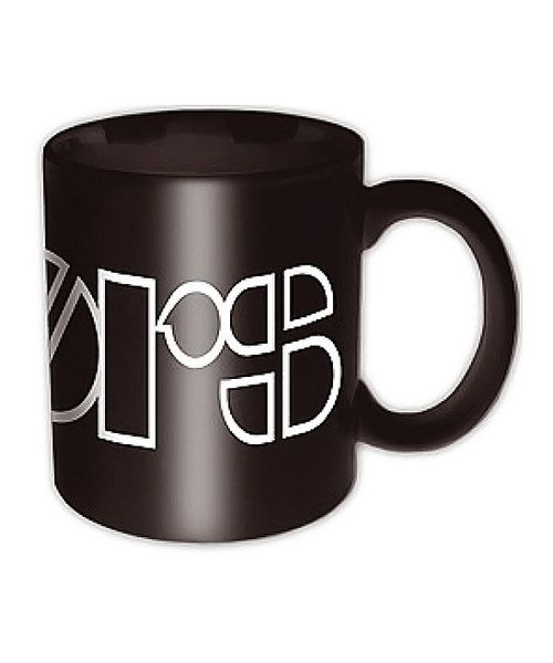 Look at this The Doors Logo Mug on #zulily today!