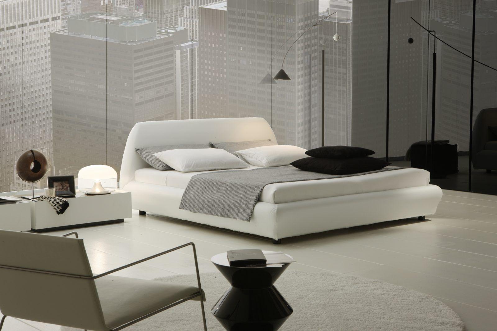 habitación minimalista - minimalist bedroom 3 | decoración