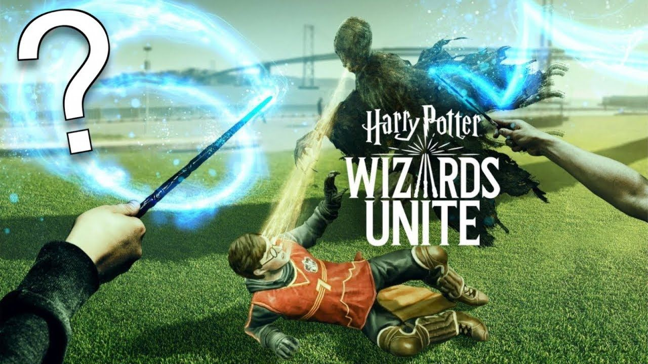 Why Is No One Talking About Wizards Unite? Harry potter