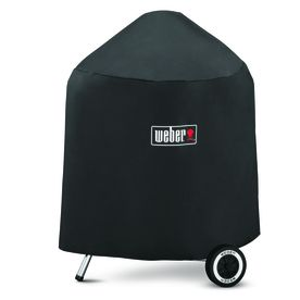 Weber 36 In X 44 In Black Polyester Charcoal Grill Cover 7149 Weber Grill Cover Grill Cover Weber Charcoal Grill