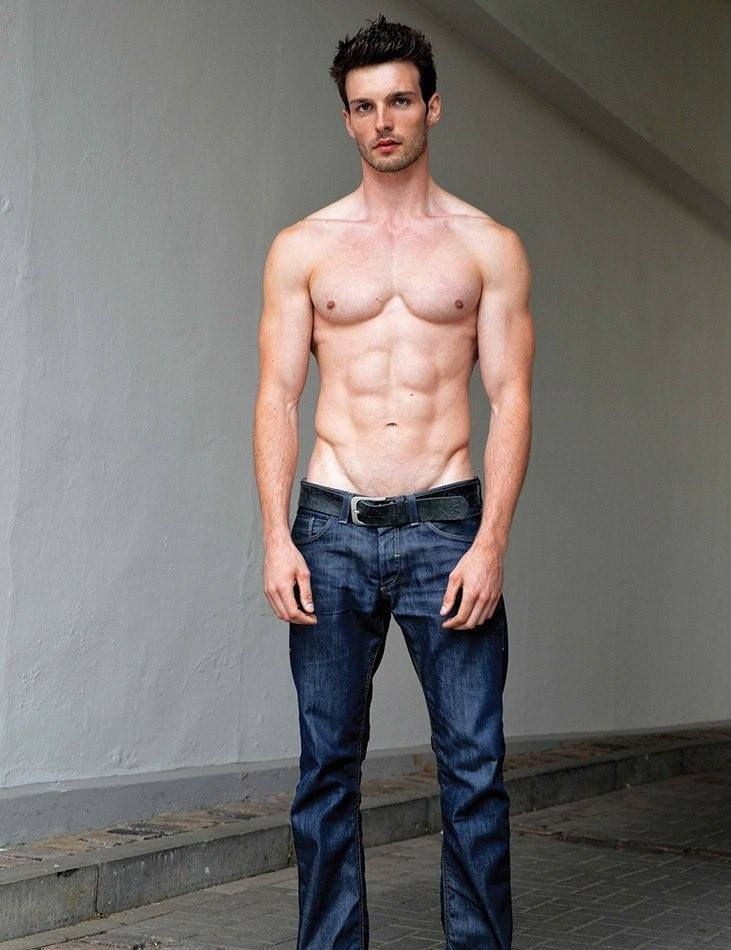 Tall skinny guy. Amazing hot body.