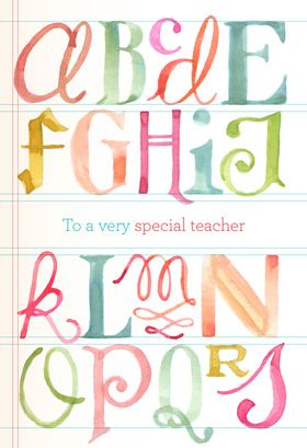 To a very special teacher printable card customize add text and to a very special teacher printable card customize add text and photos print for free m4hsunfo