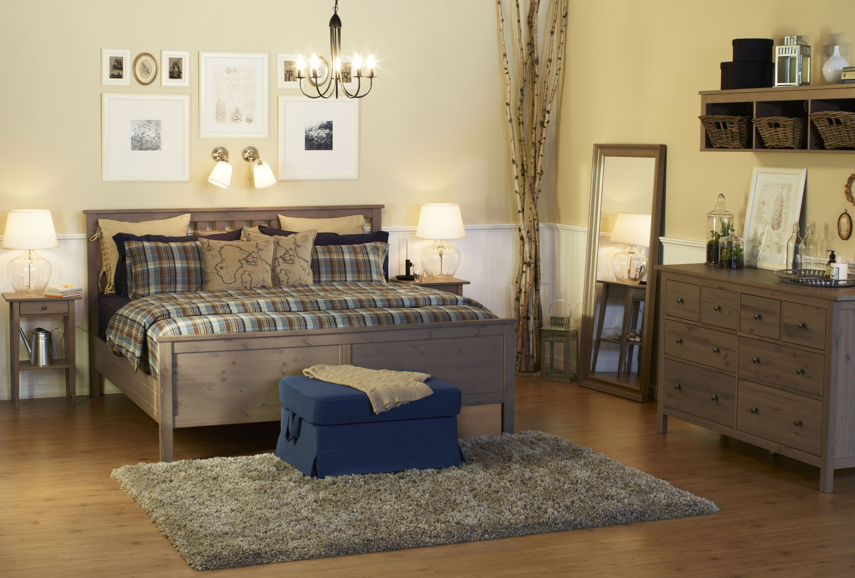 . HEMNES   classic bedroom furniture that isn t stuck in the past