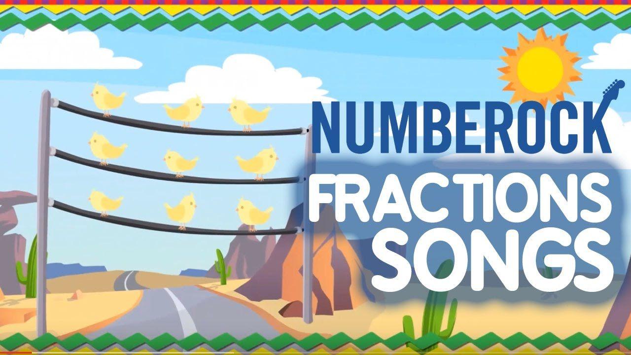 Fractions Songs For Kids: 3rd Grade, 4th Grade & 5th Grade | videos ...