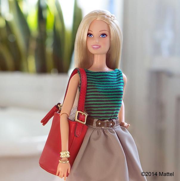 EstiloDF » Barbie muestra en Instagram lo mejor de las pasarelas
