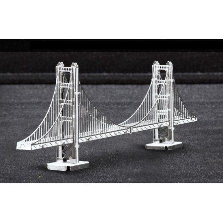 Metal Earth 3d Metal Model San Francisco Golden Gate Bridge San Francisco Golden Gate Bridge Golden Gate Bridge Golden Gate