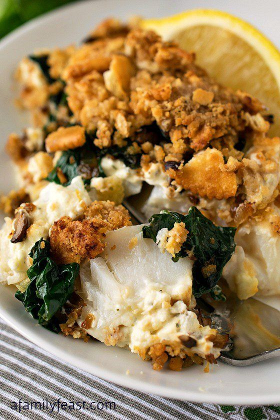 baked cod with boursin recipe entrees pinterest boursin
