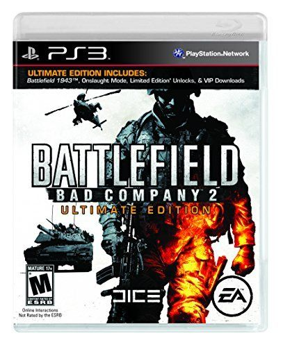 Battlefield Bad Company 2 Greatest Hits Playstation 3 By